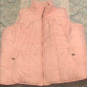 Chaps winter vest like new